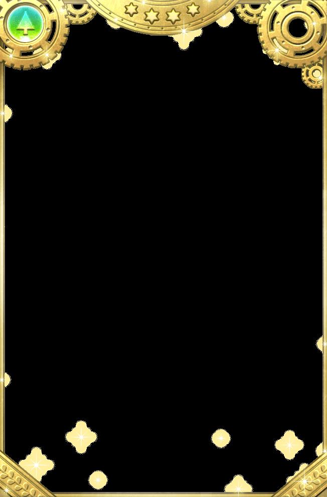 圣阿莉娜4星卡面